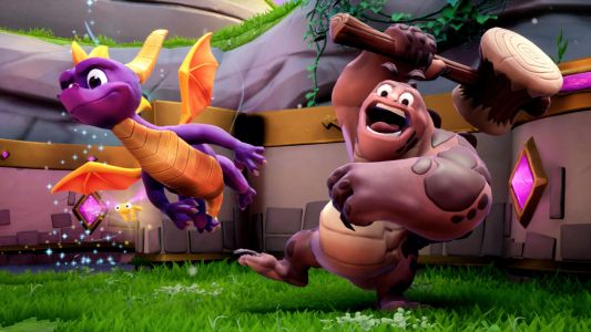 Spyro Reignited Trilogy is Now Available Worldwide
