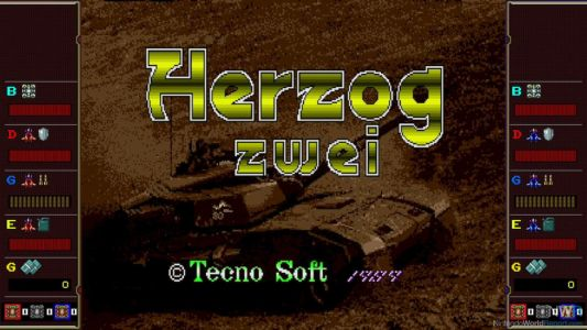 Herzog Zwei Sneak Attacks Switch eShop With Surprise Release Today