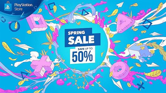 PlayStation's Month-Long Spring Sale Discounts Hundreds of Games