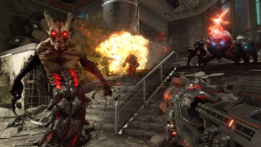 Hell yeah, Doom Eternal joins Xbox Game Pass next week
