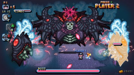 Twin-Stick Shooter Riddled Corpses EX Coming to PS4 and PS Vita Next Month