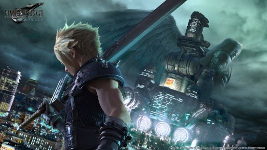 The Final Fantasy 7 remake skipped E3, but it's still in active development