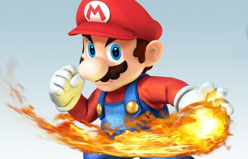The dark and tortured history of Mario in Super Smash Bros
