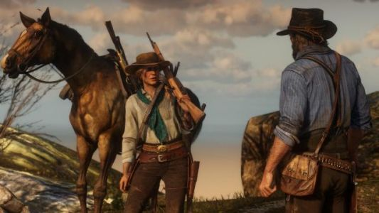 Rockstar Reveals Red Dead Redemption 2 File Size on PS4 and Xbox One