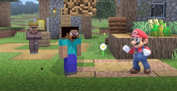 Minecraft's Steve is one of the zaniest Smash Ultimate additions yet, but by God it works