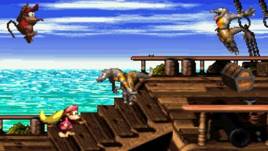 Donkey Kong Country 2 Coming To Nintendo Switch Online Alongside Three Other Titles
