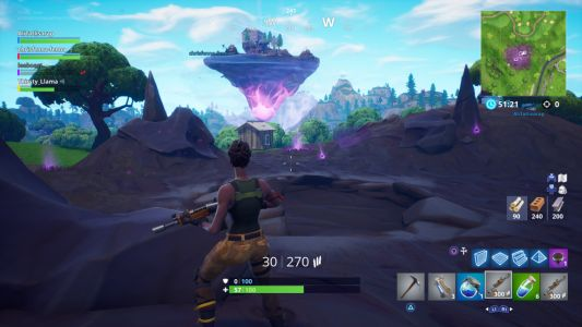 Fortnite Week 8 Challenges - how to earn XP and Battle Stars