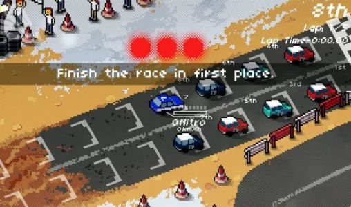 Super Pixel Racers Comes to Consoles Later This Month