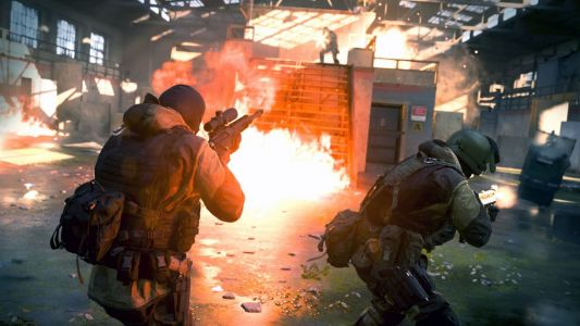 """Call of Duty: Modern Warfare's 2v2 Gunfight multiplayer mode is a """"multi-round cage match"""""""
