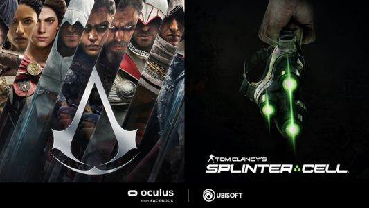 New Splinter Cell and Assassin's Creed games confirmed for Oculus