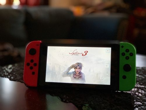 Everything you need to know about Syberia 3 on Nintendo Switch