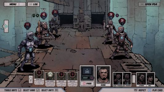 Contest: Win a copy of turn-based RPG Deep Sky Derelicts for PS4 or Xbox One