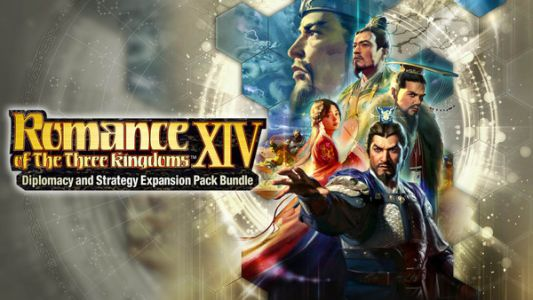 """GoNintendo Review - Romance of the Three Kingdoms XIV """"Diplomacy and Strategy Expansion Pack"""""""