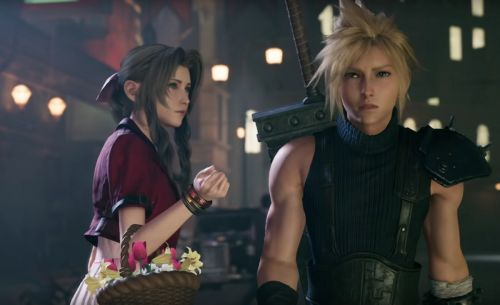 Final Fantasy VII Remake has spectacular action, but it's easy to get lost in the commotion