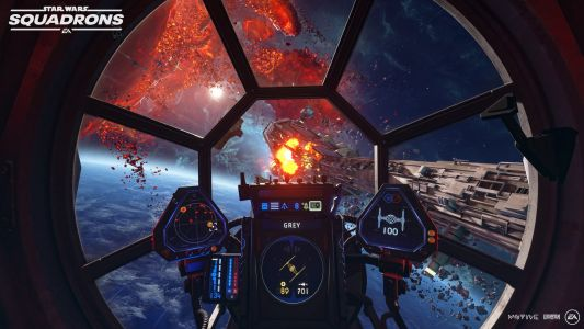 Star Wars: Squadrons' Newest Update Adds New Map, 120 FPS and 4K Support for Xbox Series X/S