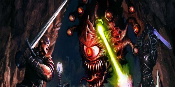 Dungeons and Dragons Has a Lot of Games in the Works   Game Rant