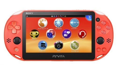 The Vita is shambling along with a new 3.73 firmware update: Can we just remember how great the Vita was together?