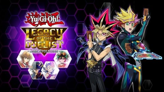 Yu-Gi-Oh Gets a Switch Launch Date