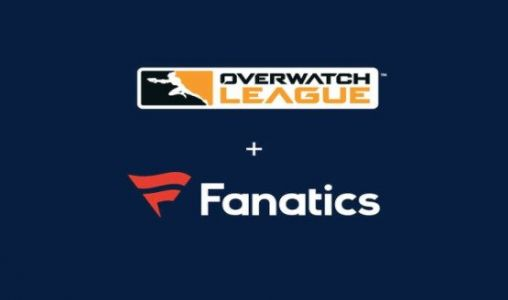 Fanatics Will Sell Official Overwatch League Merch