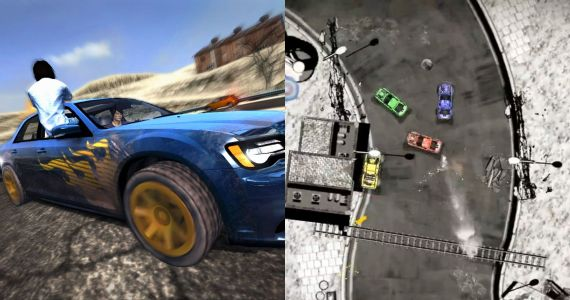 The 10 Worst Racing Games Of The Decade
