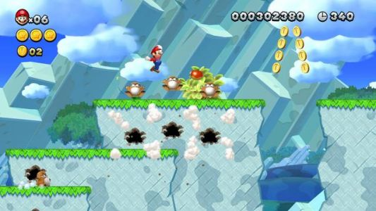 New Super Mario Bros. U Deluxe Debuts at the Top of the Japanese Charts