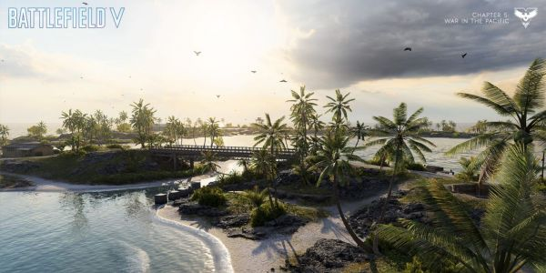 Battlefield 5 Wake Island DLC Release Date Confirmed | Game Rant