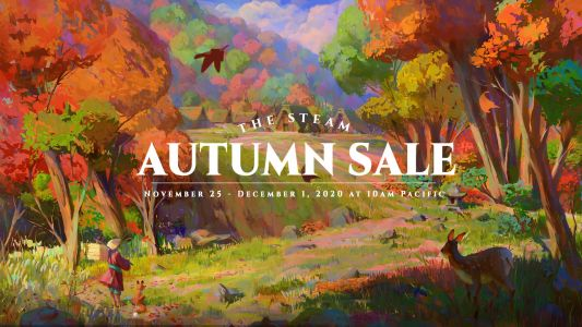 Are you getting anything in the Steam Autumn Sale? A quick look couldn't hurt