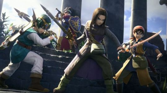 Dragon Quest's Hero Is The Next Super Smash Bros. Ultimate DLC Character
