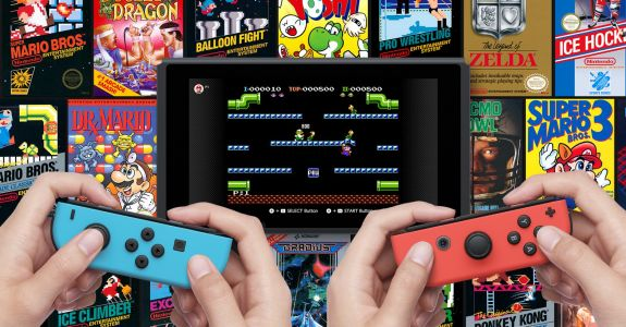 Switch Online adds five NES games this week, including modified versions of Metroid and Dr. Mario