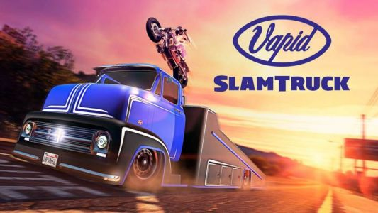 New Vapid Slamtruck This Week in GTA Online