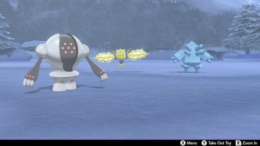 Pokémon Sword and Shield Crown Tundra: How to catch Regidrago, Regieleki, Regice, Registeel, and Regirock