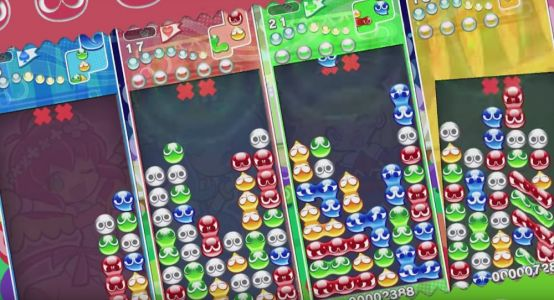Puyo Puyo eSports officially announced for PS4 and Nintendo Switch in Japan