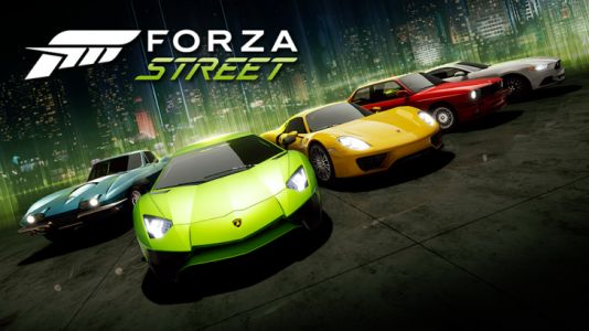 Free-to-play 'cinematic' racer Forza Street slides onto Windows 10