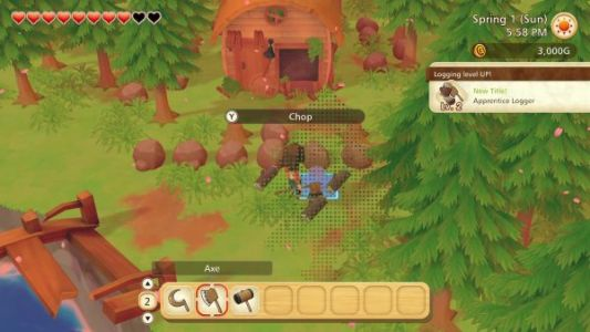 Story of Seasons: Pioneers of Olive Town Lumber Maker | How to unlock and use