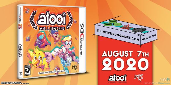 Limited Run Games Finally Launching 3DS Game August 7