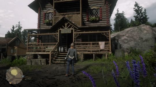 Red Dead Online Naturalist Guide: All Legendary Animal Locations and Rewards | Ghost Panther and Nightwalker Panther