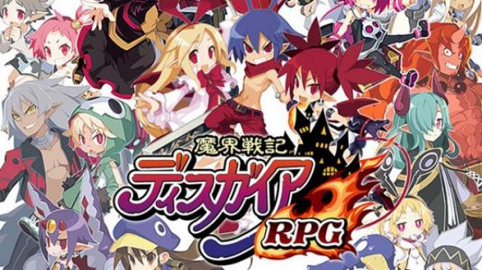 Disgaea RPG Headed West on April 12