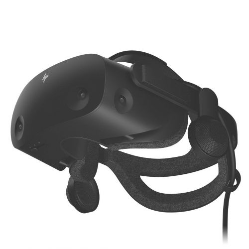 HP's collaboration with Microsoft and Valve on a VR headset pics leak