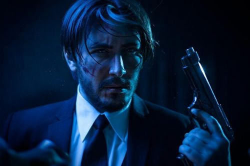 Cosplay Wednesday - John Wick Chapter 2's John Wick