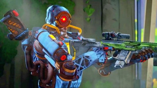 Apex Legends Receives New Weapon Tomorrow