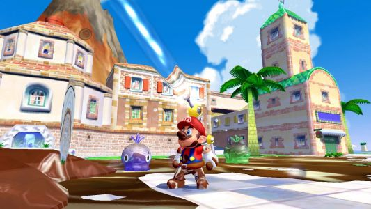 Super Mario 3D All-Stars has a day one update that smooths a few things over