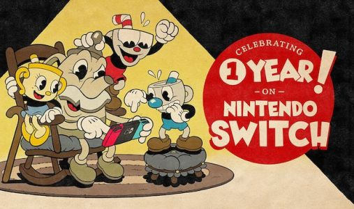 Cuphead Celebrating One Year Anniversary On Switch With A Sale