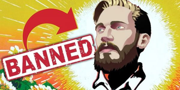 PewDiePie Has Been Banned in China | Game Rant