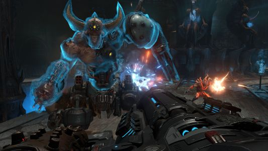"DOOM Eternal Switch Port Has ""Made Great Progress"" - id Software"