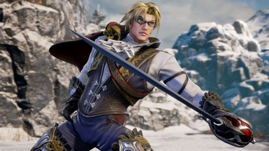 SoulCalibur VI Trailer Introduces Raphael