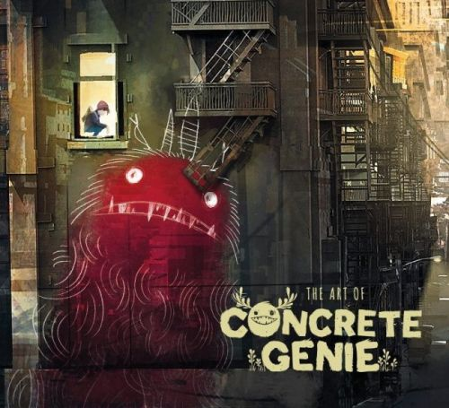 Explore the World of Concrete Genie With Dark Horse's Upcoming Art Book