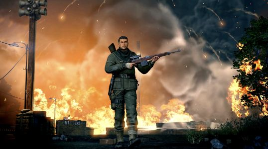 Sniper Elite V2 Remastered Announced For PS4, Xbox One, Nintendo Switch, and PC