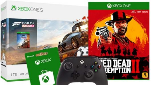 Xbox One Black Friday deals 2018 - Xbox One bundles, Xbox One X consoles, game offers, and more