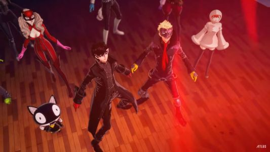 Persona 5 Strikers delivers all-out action and explosions in a new trailer