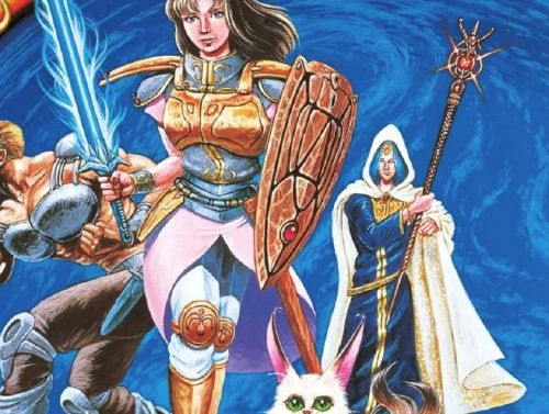 Nintendo Download: Sega Ages: Phantasy Star